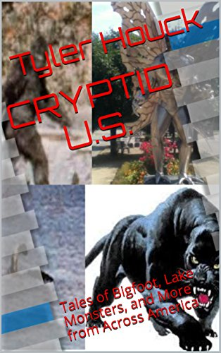 Cryptid U.S. (Kindle Edition)