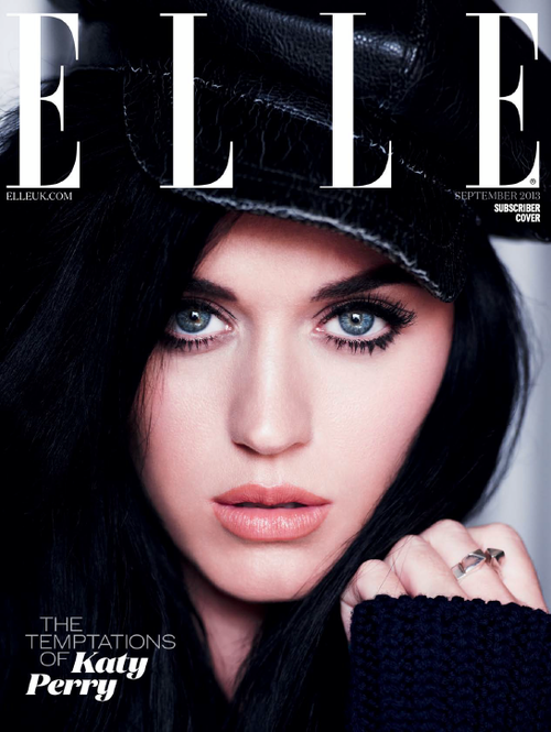 Smile: Elle UK September 2013: Katy Perry by Mariano Vivanco