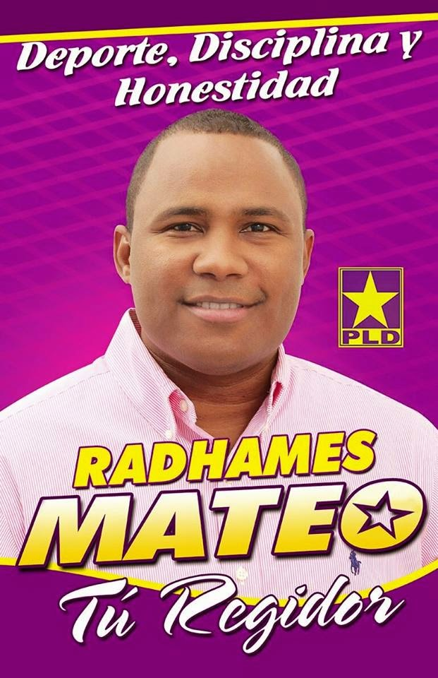 Radhames Mateo