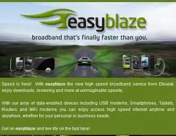 PRICE of Easyblaze From Etisalat NG Drops