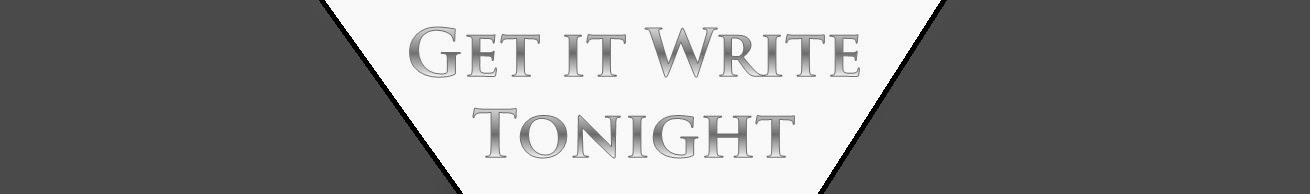 Get it Write Tonight
