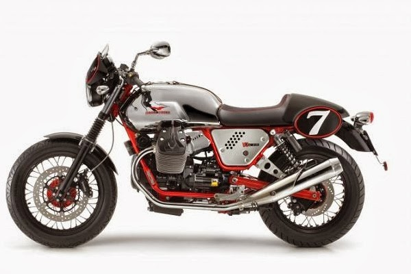 2013 Moto Guzzi V7 Racer, specs, price, review