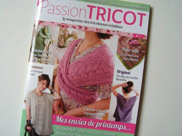 livre tricot circulaire