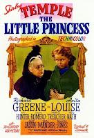 Portada película La pequeña princesa
