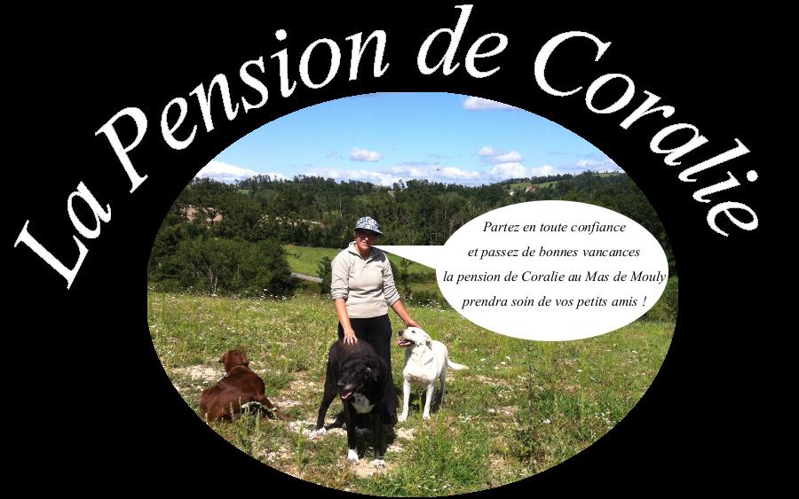 La pension de Coralie