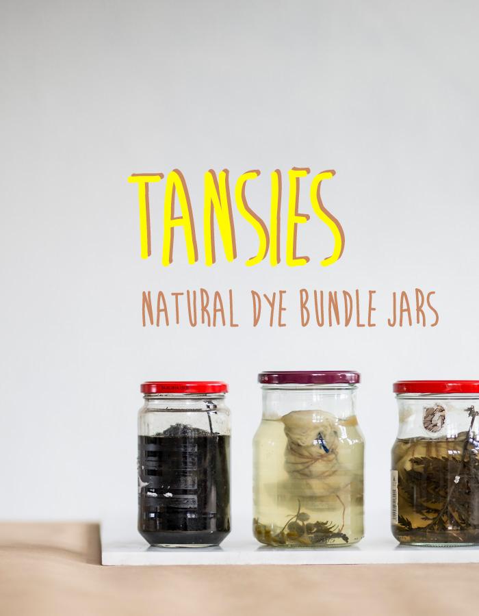 Natural dye jars photo by Kreetta Järvenpää www.gretchengretchen.com