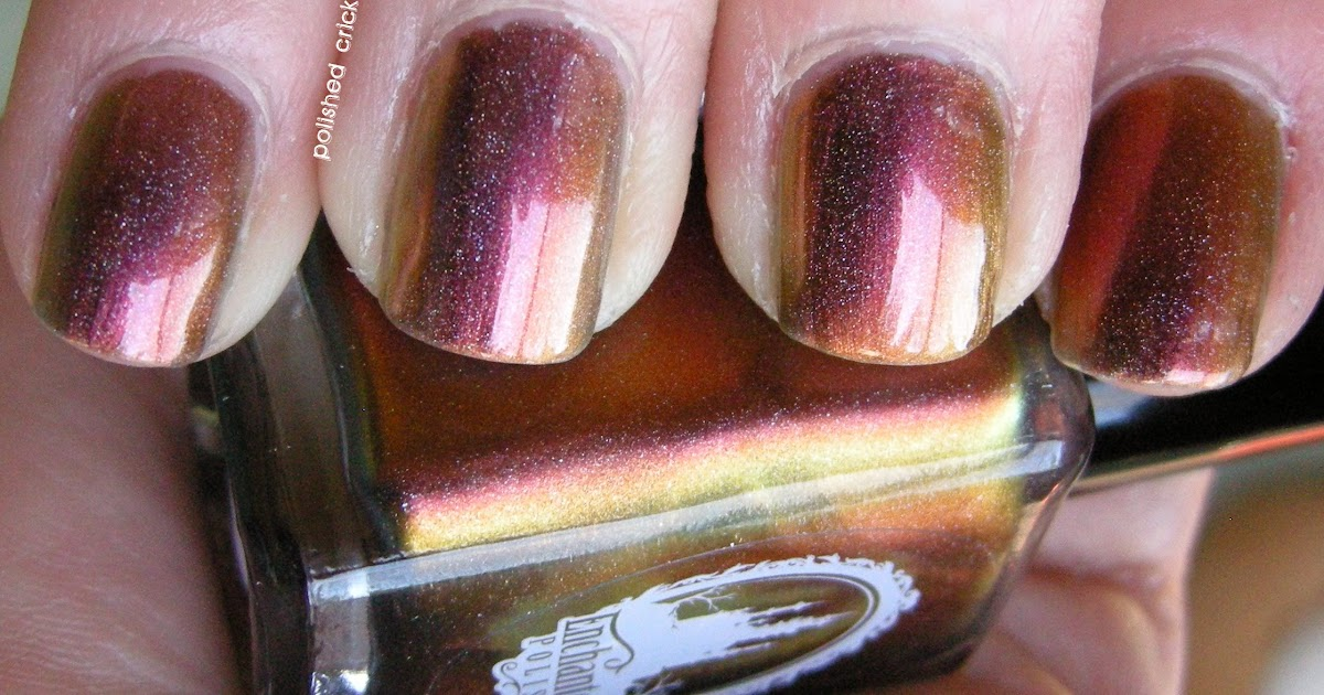 The Polished Cricket: Enchanted Polish- I Am the Walrus (Imagine ... Cricket