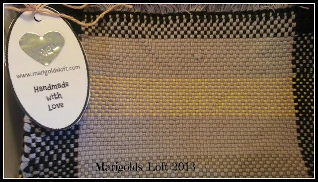 Woven handcloth