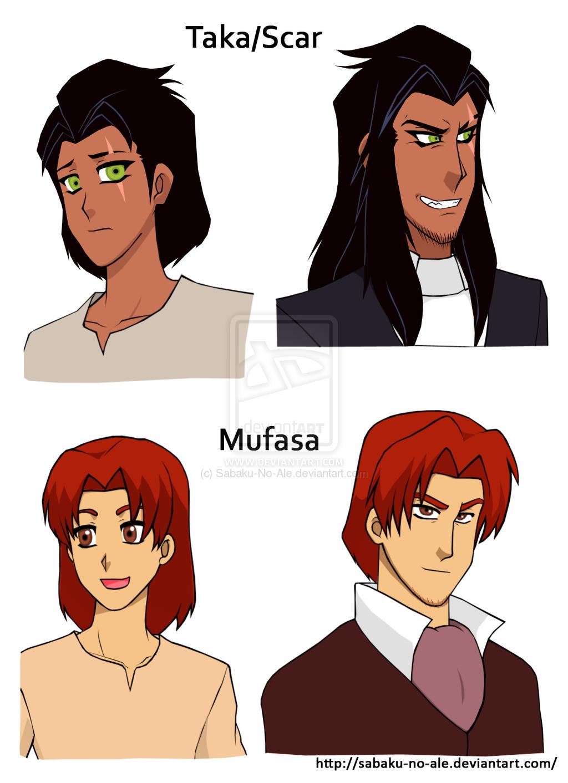 Mufasa Human