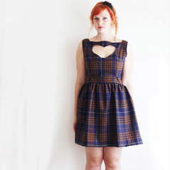 Heart Dress DIY