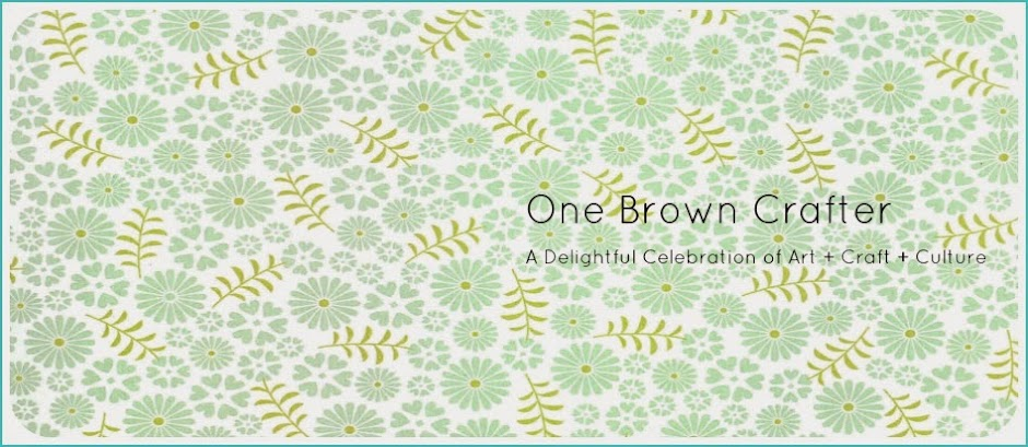 One Brown Crafter