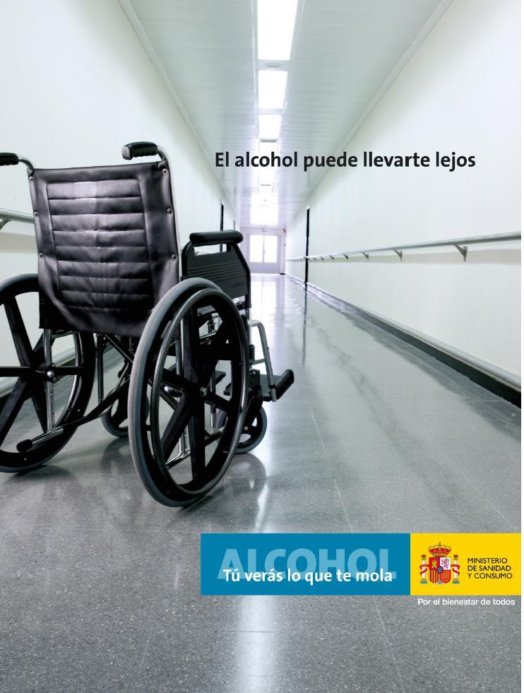 Alcoholismo riesgos y consecuencias alcoholismo for Ministerio de consumo