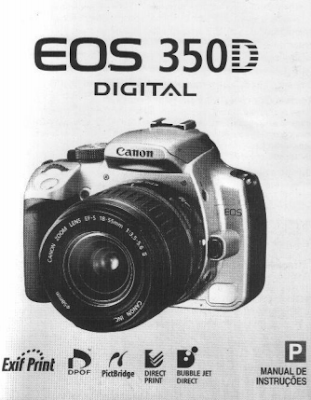 canon rebel xt manual pdf