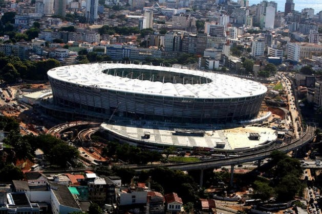 Stadion Arena Fonte Nova 2