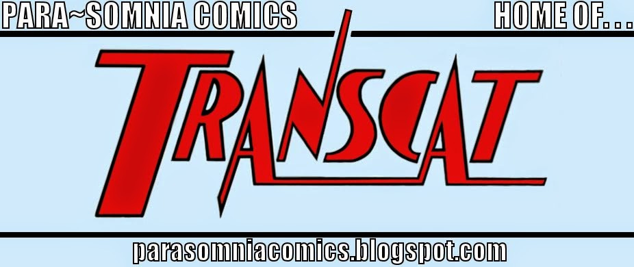 Para~Somnia Comics by Knave Murdok
