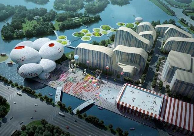 Museo del Cómic y la Animación de Hangzou - Detalle 3