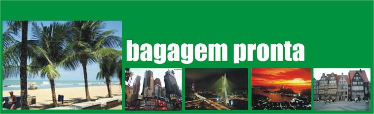 Bagagem Pronta - Passeio e Turismo