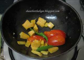 Shanthi krishnakumars cook book basic jain gravy this is the basic jain gravy for subzis and side dishes without onion and garlic this type of gravy can be used during fasting vrat days forumfinder Choice Image
