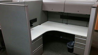 Office cubicles Knoll Morrison