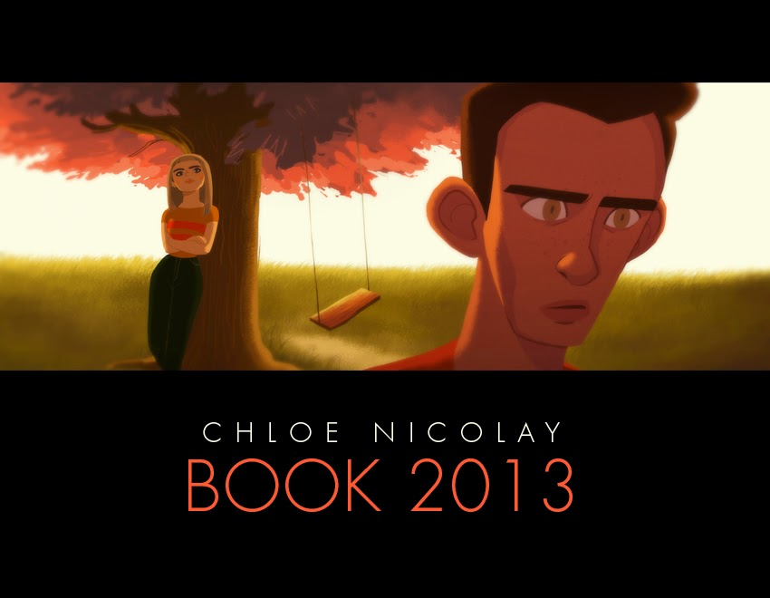 /// Chloé Nicolay - BOOK ///