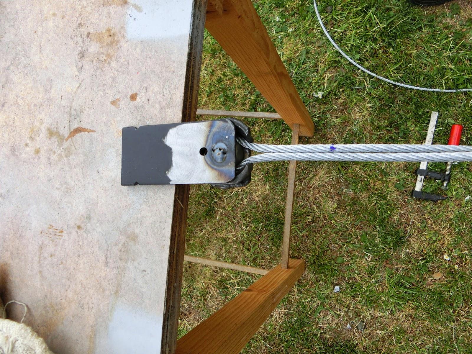 LST@HSZG: Herstellung von Lötstellen bei doppelter Drahtleitung