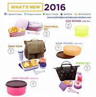 Produk Baru Tulipware 2016