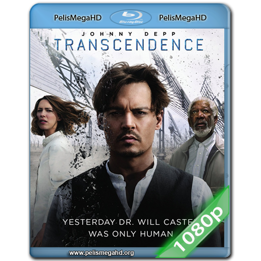 TRANSCENDENCE: IDENTIDAD VIRTUAL (2014) FULL 1080P HD MKV ESPAÑOL LATINO