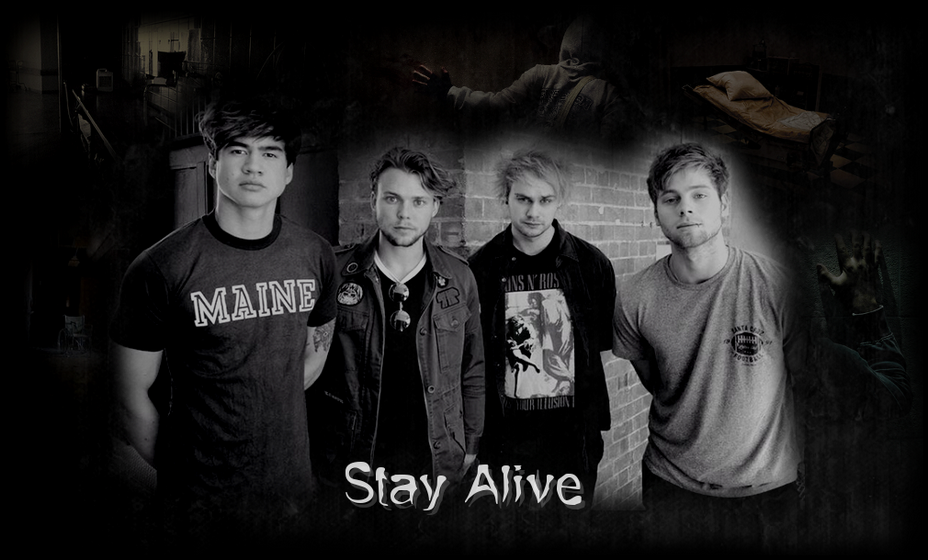 Stay Alive - 5SOS Fanfiction