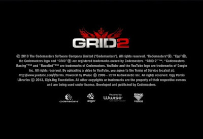 Grid 2 PC Games for windows 7