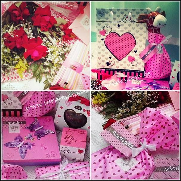 presente para a namorada
