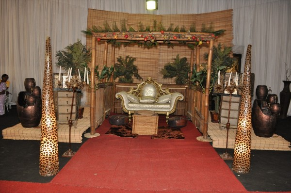 Shellicious kitchen party decor for African party decoration ideas