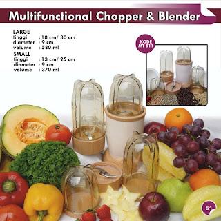 Multifunctional Chopper  & Blender