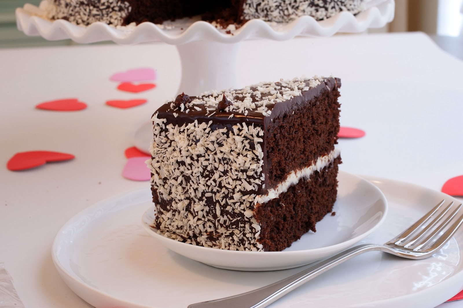 Guittard Chocolate Cake Recipe