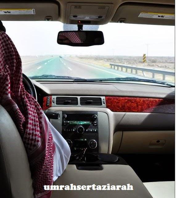 Car at KSA