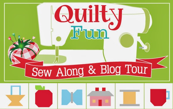 Quilty Fun Quilt-along