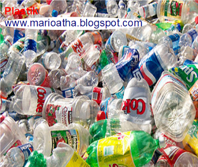 Plastik adalah bahan yang sangat bagus yang dpat digunakan untuk membuat berbagai barang. Ada ratusan jenis plastik yang berbeda termasuk polietilen, PVC, selofon, plexi glass dan lain-lain.