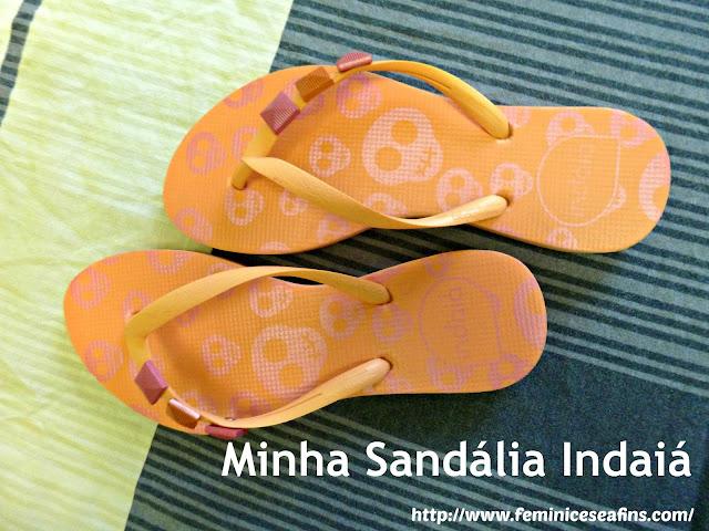 Sandália Indaiá