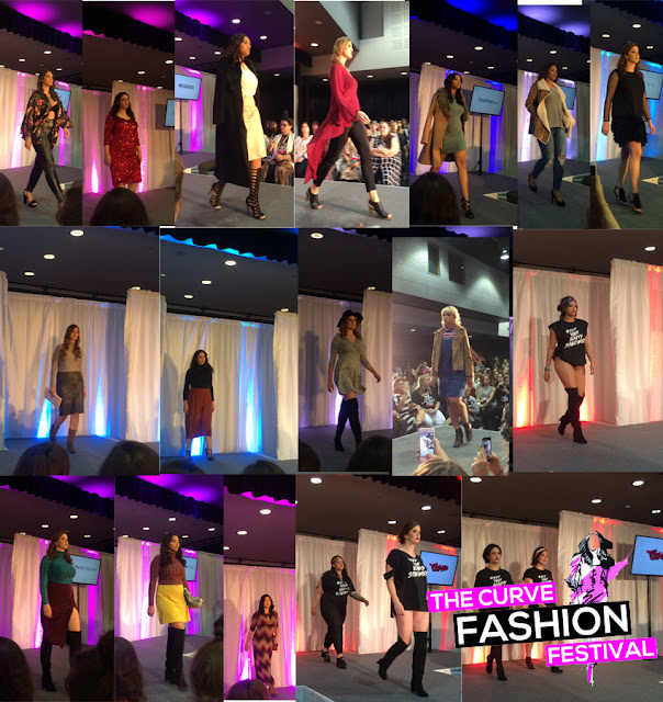The Curve Fashion Festival Review - My Time in Manchester