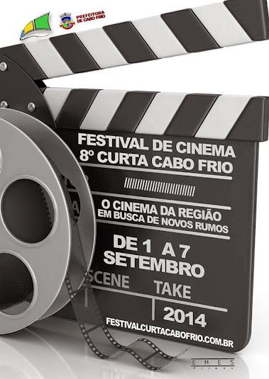 Festival de Cinema Cabo Frio 8º Curta Cabo Frio