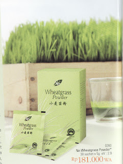 <b>Wheatgrass Powder</b>