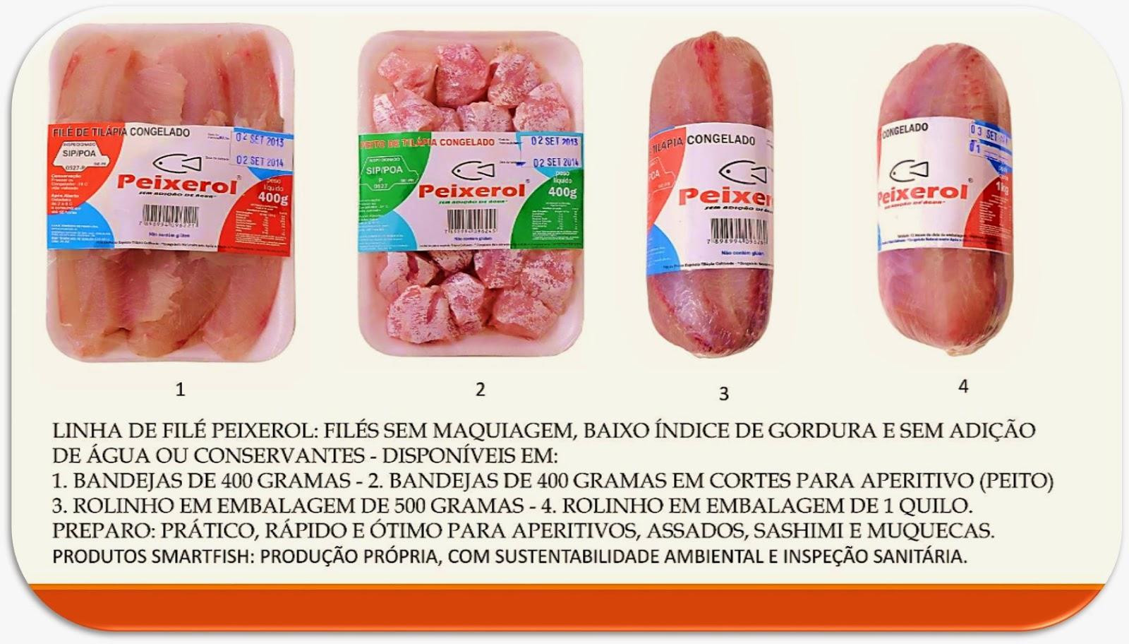 Cria peixe tilapicultura linha de produtos de pescados for Criadero de pescado tilapia