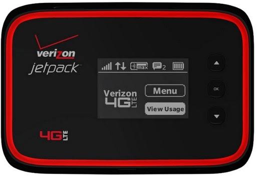 ¿Qué es Verizon MiFi?