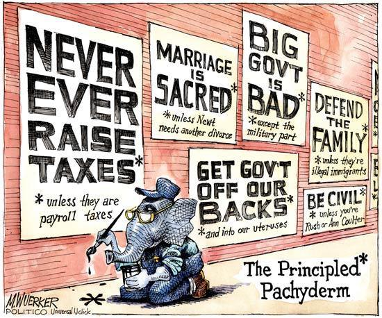 what s a republican  cartoons