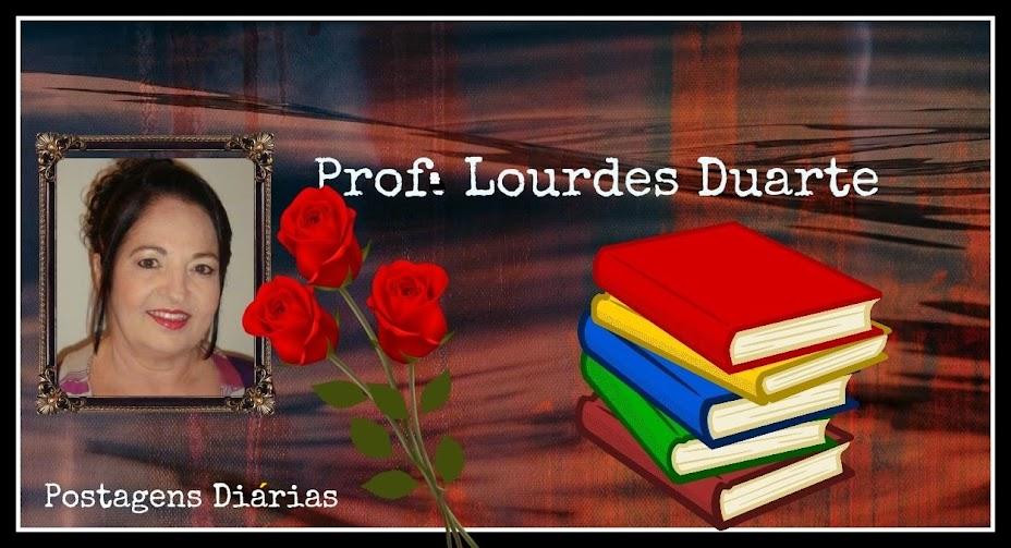 Professora Lourdes Duarte