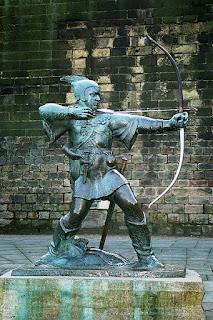 Monumento a Robin Hood