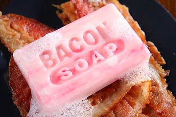 Bacon Soap