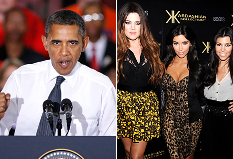 Barack Obama Doesn't Like His Daughters Watching the Kardashians ...