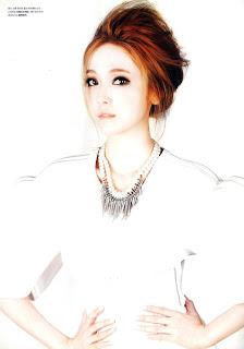 snsd jessica (제시카; ジェシカ) beauty plus pics 11