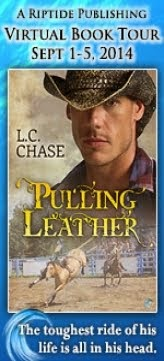 Pulling Leather Blog Tour Stop