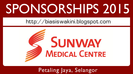 Sunway Medical Centre Sponsorships 2015